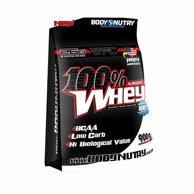 100% Whey Refil Body Nutry