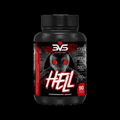 Hell Termogênico (120 Cápsulas) - 3VS