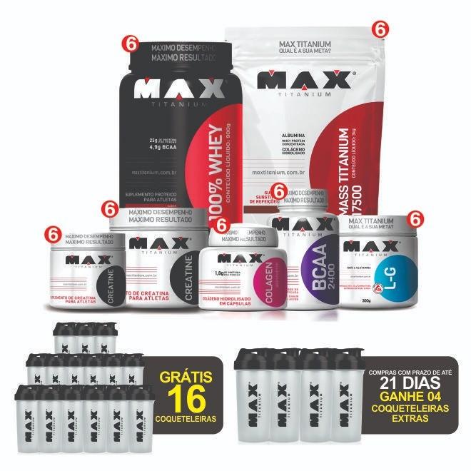 Combo III - Max Titanium