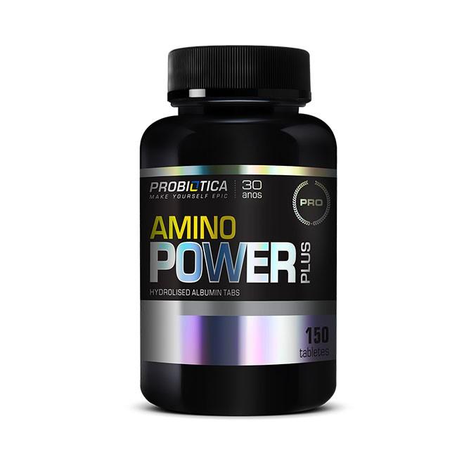 Amino Power Plus 150 Tabletes - Probiotica