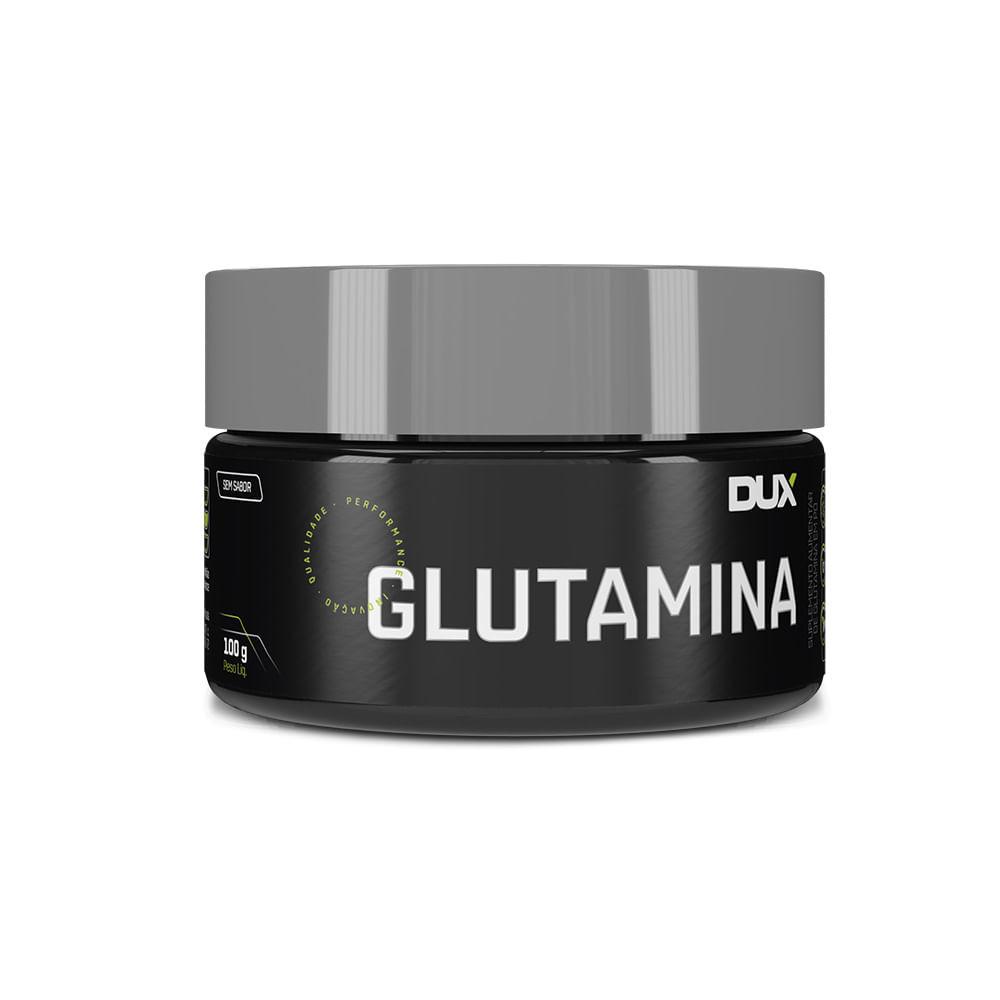 Glutamina (100g) - DUX