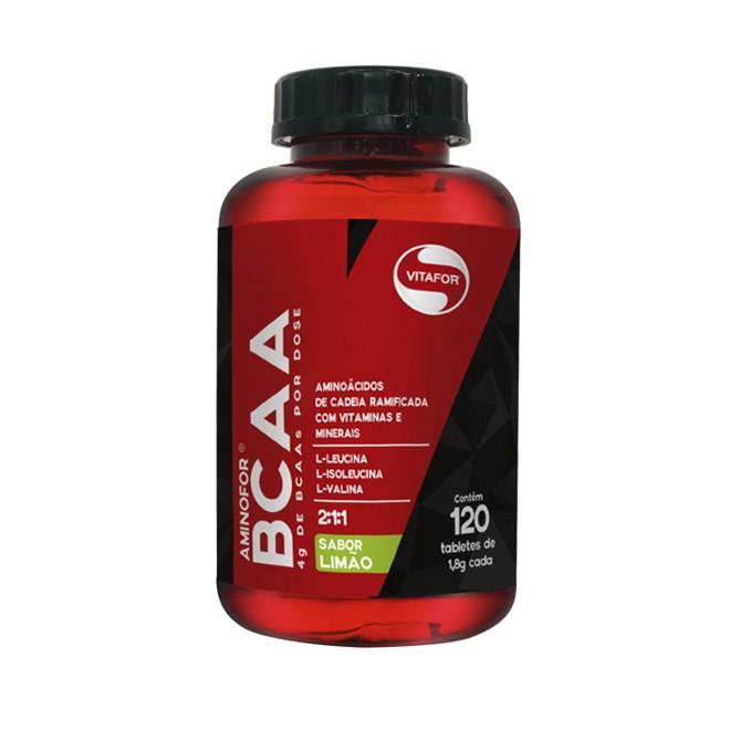 Aminofor BCAA Tabletes - Vitafor