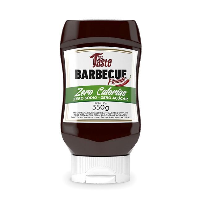 Barbecue Picante Zero Calorias 350g - Mrs Taste