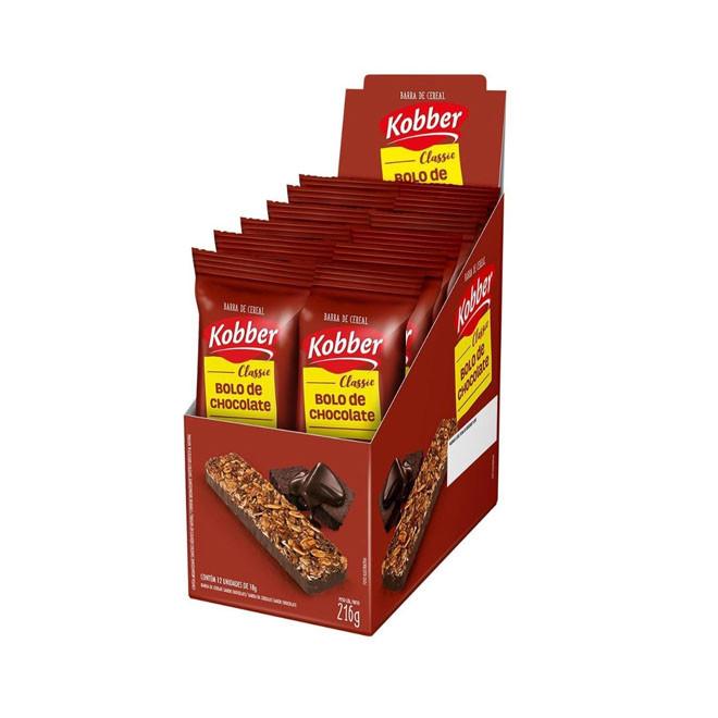 Barra de Cereal Classic (216g) - Kobber