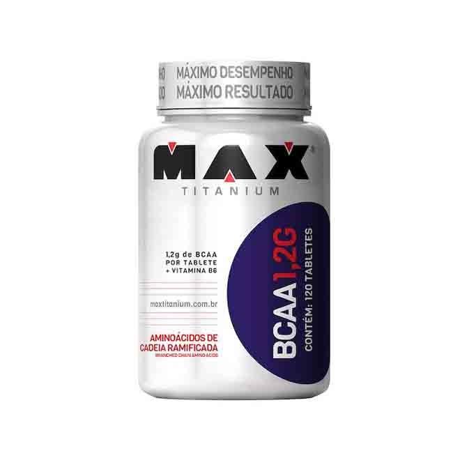 BCAA 1,2 - Max Titanium