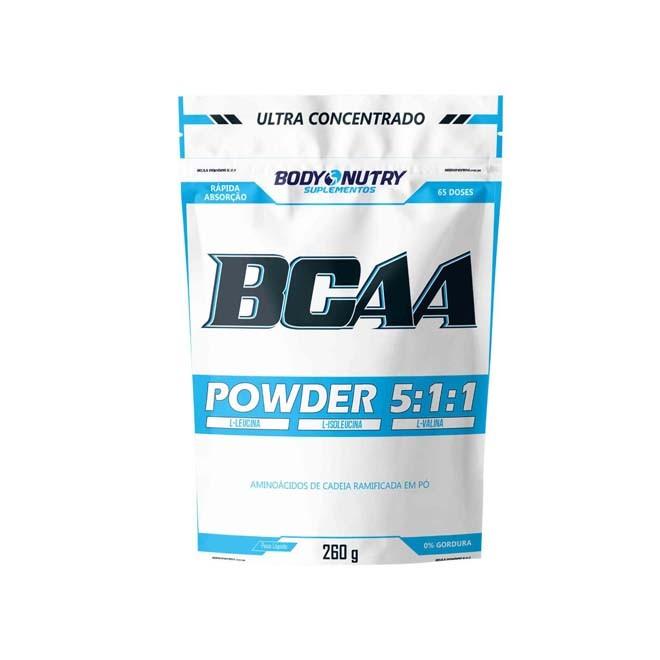 BCAA Powder 5:1:1 260g Refil Neutro – Body Nutry
