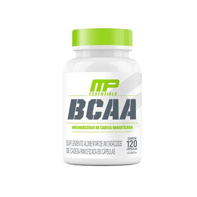 BCAA MP (120 Cápsulas) - Muscle Pharma