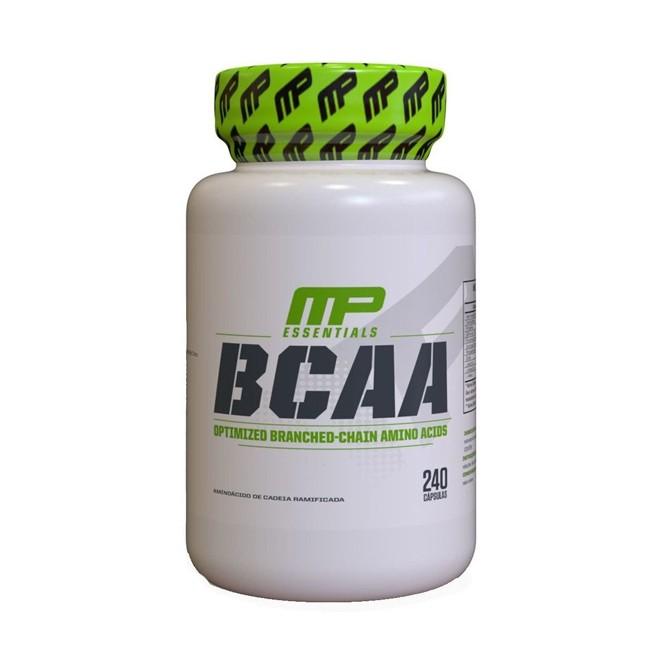 MP BCAA 240 Cápsulas - Muscle Pharma
