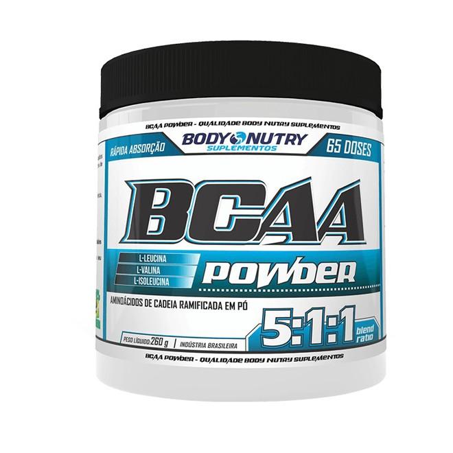 BCAA Powder 5:1:1 – Body Nutry