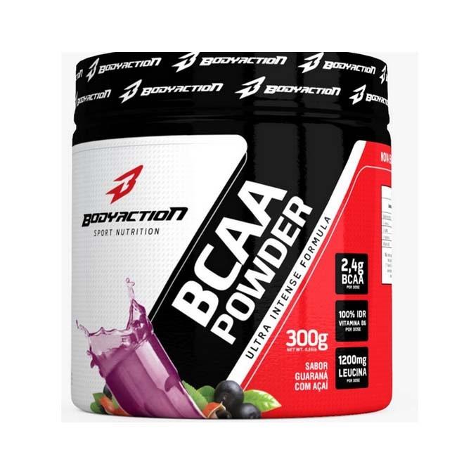 BCAA Powder 300g - Body Action