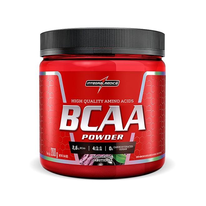 BCAA Powder 300g - Integralmedica