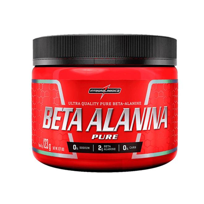 Beta Alanina Pure (123g) - Integralmedica