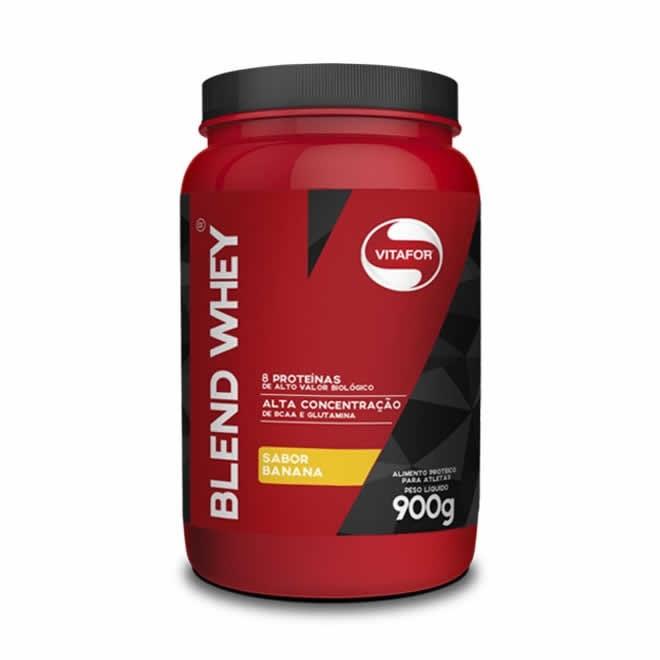 Blend Whey 900g Vitafor