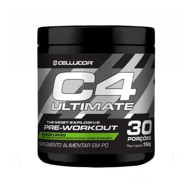 Pré-treino C4 Ultimate (150g) - Cellucor