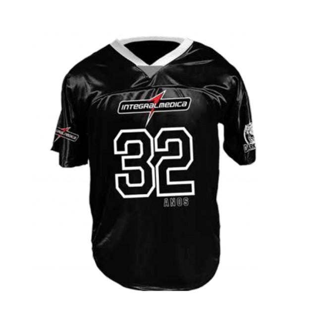 Camiseta Futebol Americano Darkness GG - Integralmedica