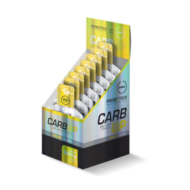 Carb Up Gel Super Fórmula Sachê - Probiotica