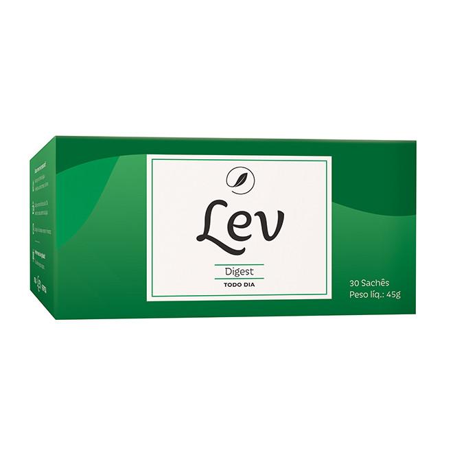 Chá Digest Todo Dia (30 Sachês) - Lev (