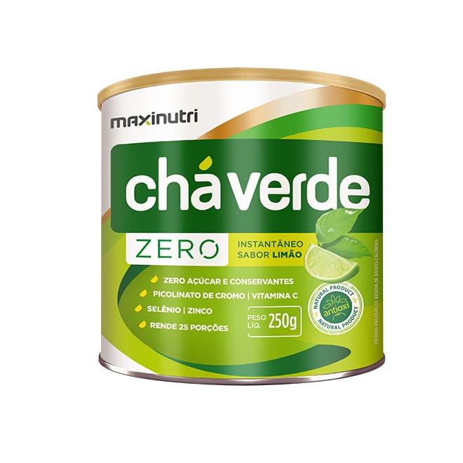 Chá Verde Solúvel 250g - Maxinutri