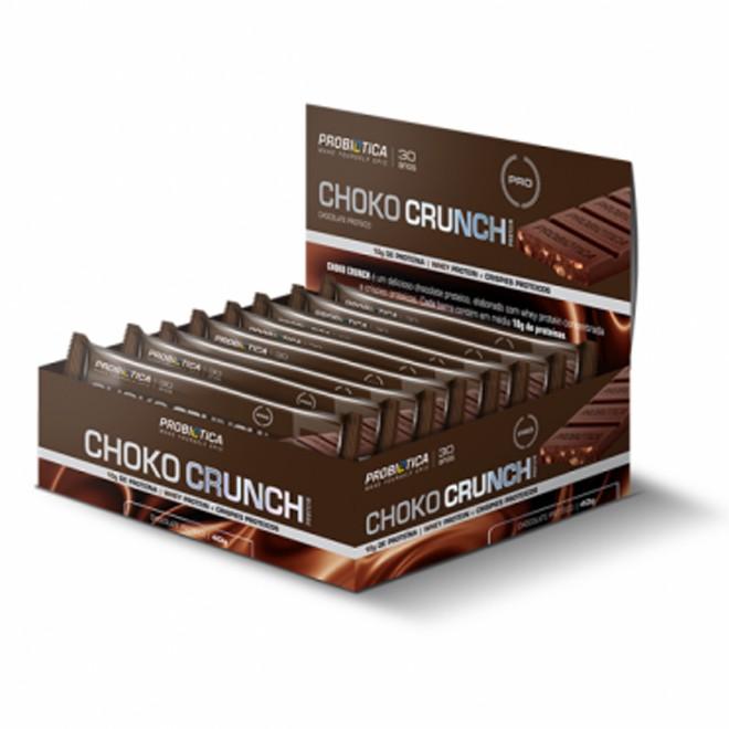 Choko Crunch 40g Chocolate ao Leite - Probiotica