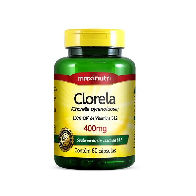 lorela 400mg 60 Cápsulas - Maxinutri