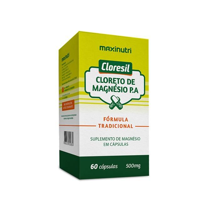 Cloresil 60 Cápsulas - Maxinutri