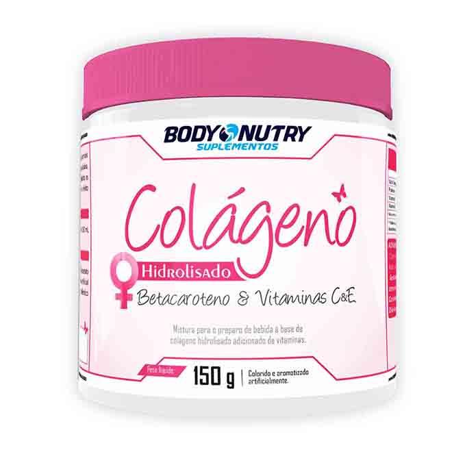 Colágeno Hidrolisado – Body Nutry