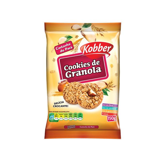 Cookies Integrais Granola (150g) Kobber