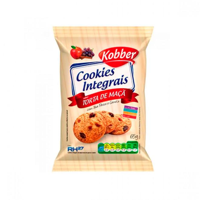 Cookies Integrais Torta de Maçã (150g) - Kobber