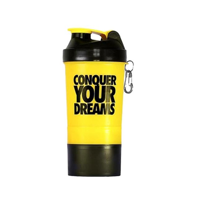 Coqueteleira Conquer Your Dreams - Iridium Labs