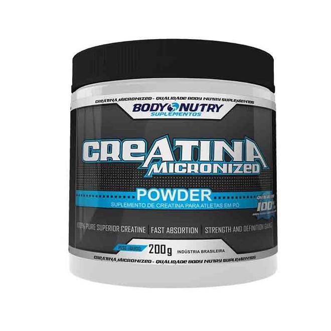 Creatina Micronized Powder – Body Nutry