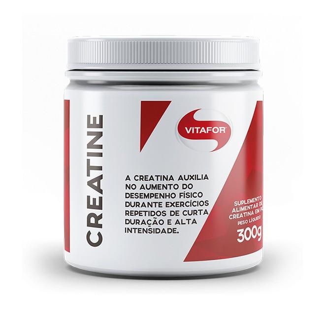 Creatina Monohidratada 300g - Vitafor