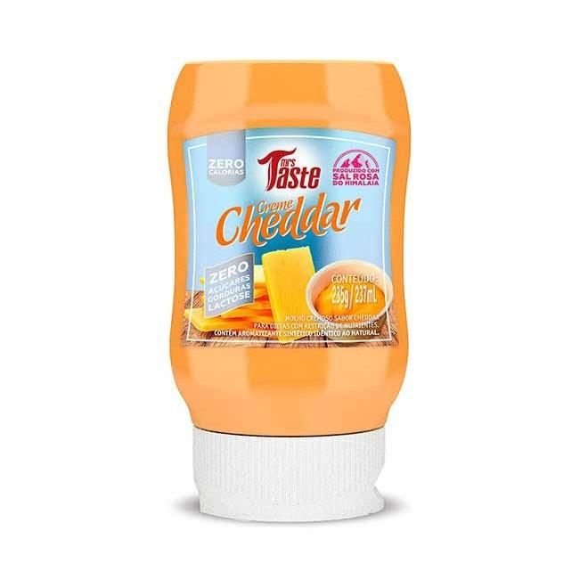Creme Cheddar 235g - Mrs Taste