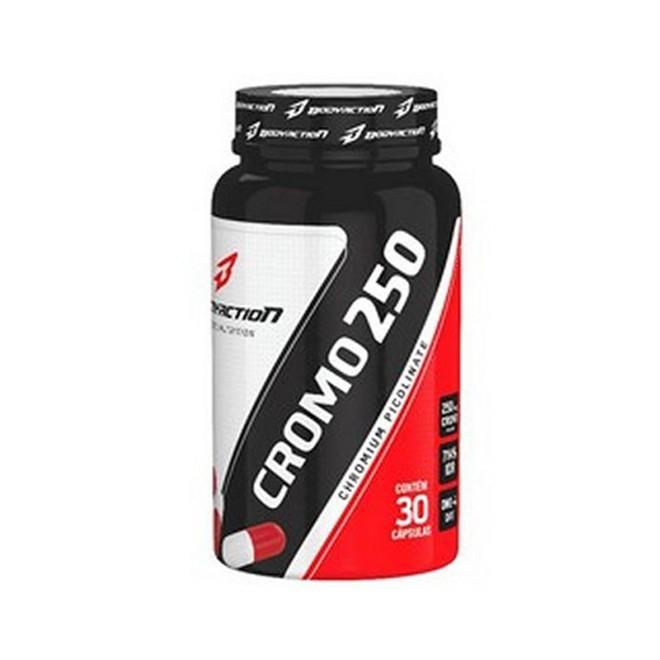 Cromo 250 (30 Cápsulas) - Body Action