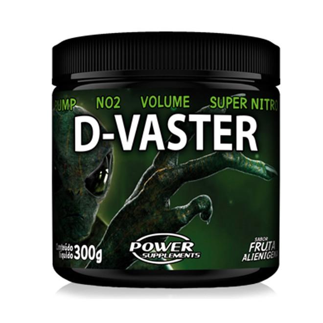 D-Vaster (300g) Fruta Alienígena - Power Supplements