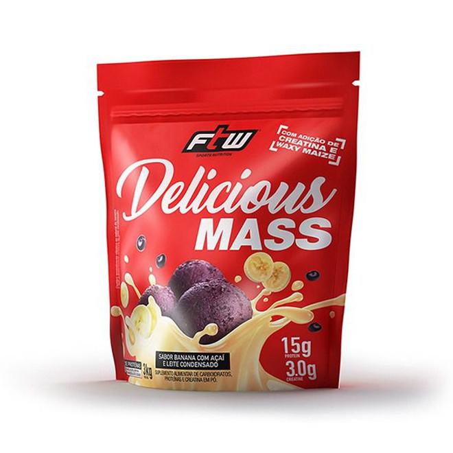 Delicious Mass (3kg) - FTW