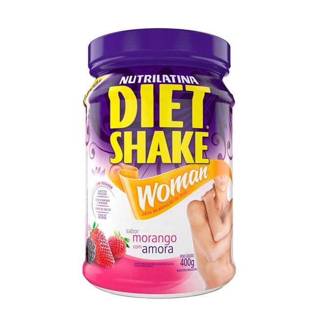 Diet Shake Woman 400g - Nutrilatina