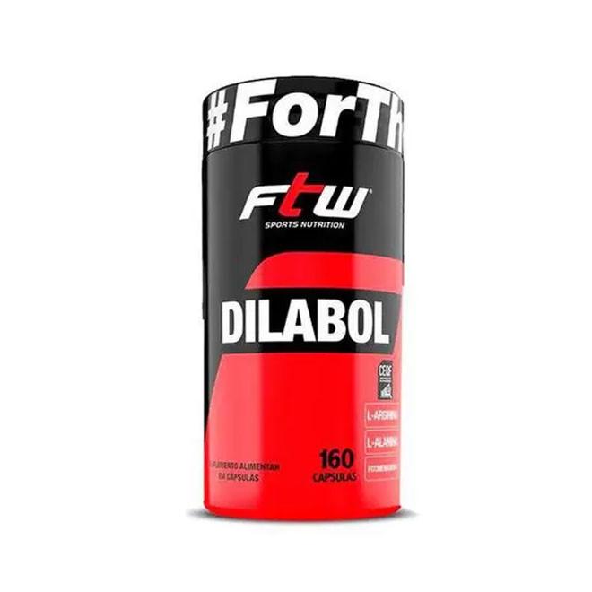 Dilabol 160 Cápsulas - FTW