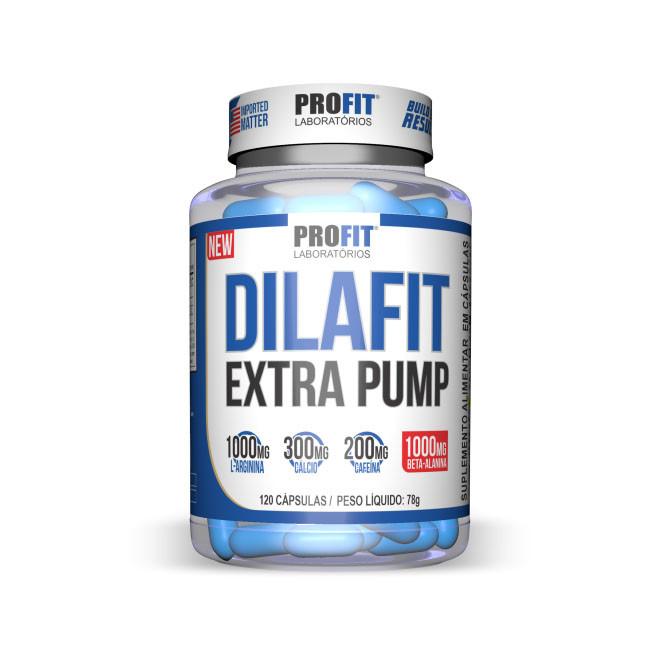 vDilafit Extra Pump (120 Caps) - Profit