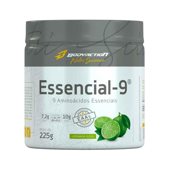 Essencial 9 225g - Body Action