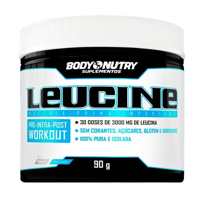 Leucine 90g - Body Nutry