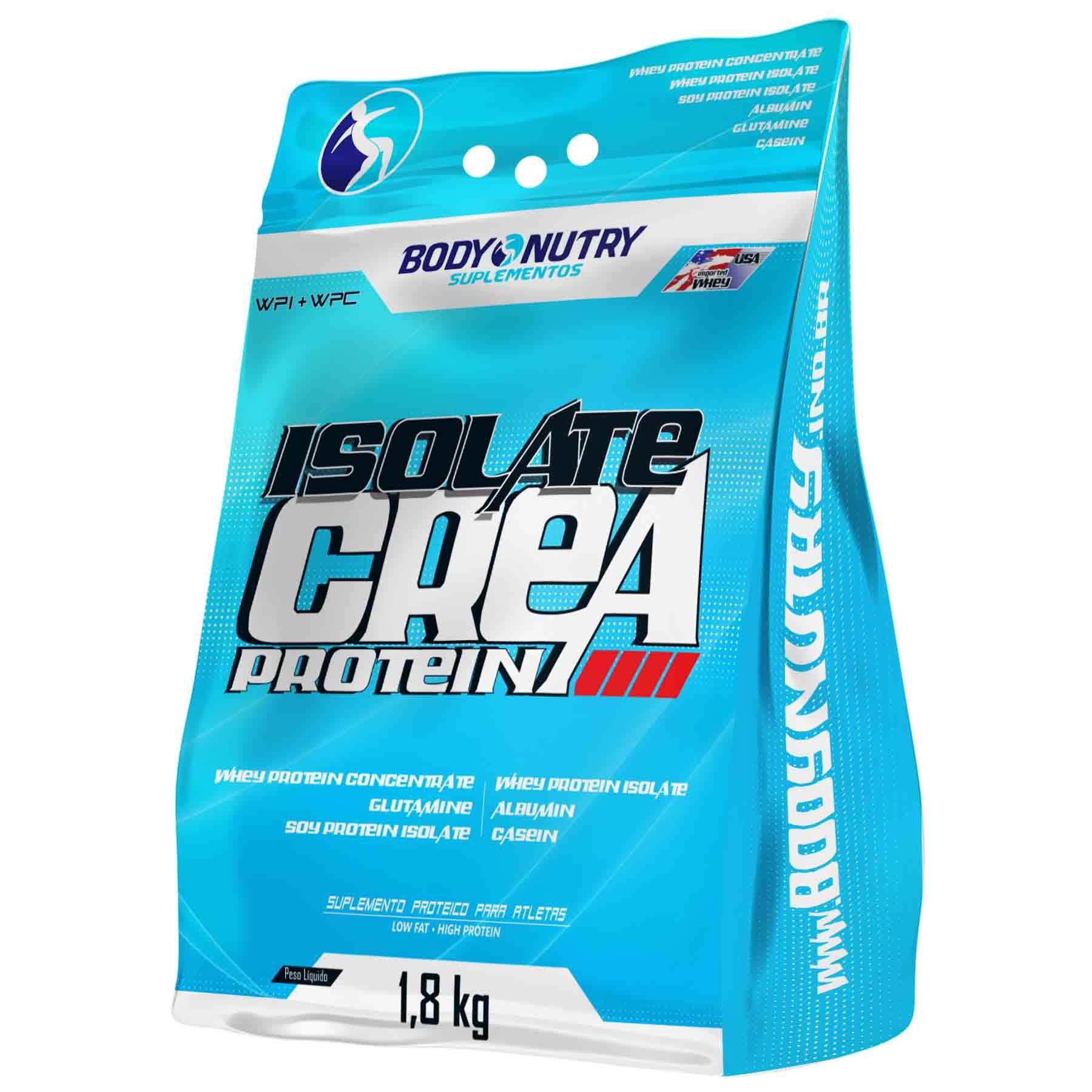 Isolate Crea Protein 1,8kgg Refil - Body Nutry