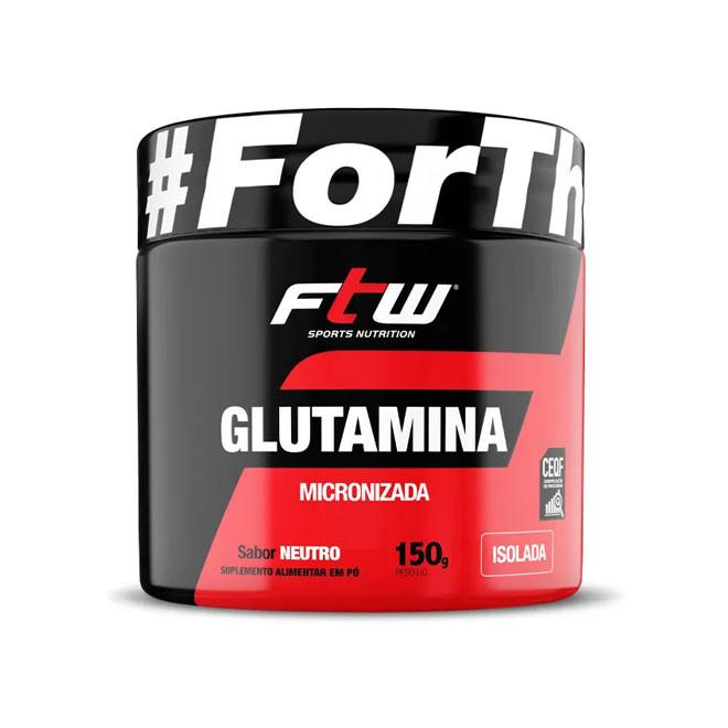 Glutamina (150g) - FTW