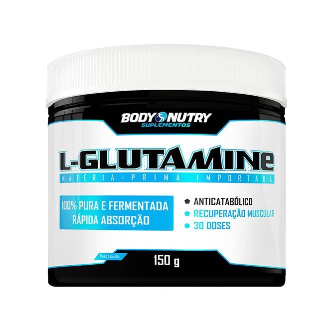 L-Glutamine - Body Nutry