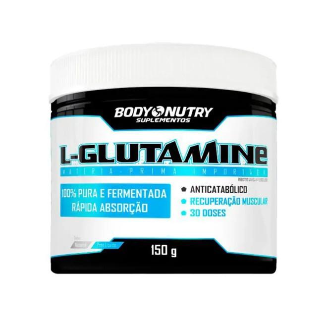 Glutamina (150g) - Body Nutry