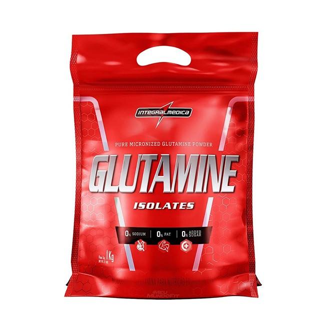Glutamine 1kg Refil - Integralmedica