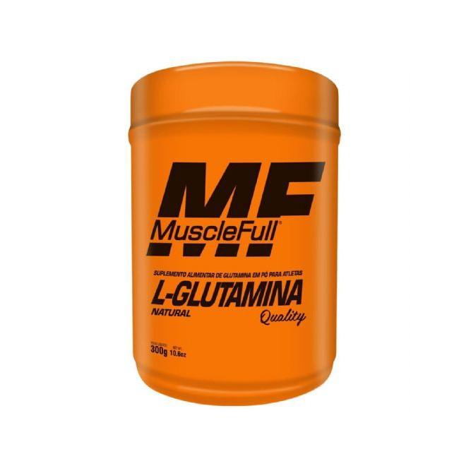 L-Glutamina Quality (300g) - Musclefull