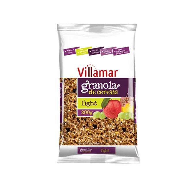 Granola de Cereais Light (200g) Villamar - Kobber