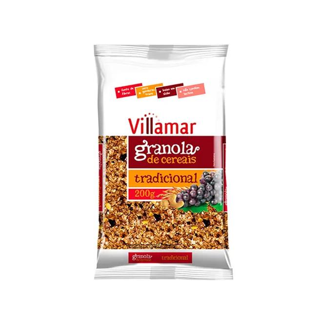 Granola de Cereais Tradicional (200g) Villamar - Kobber