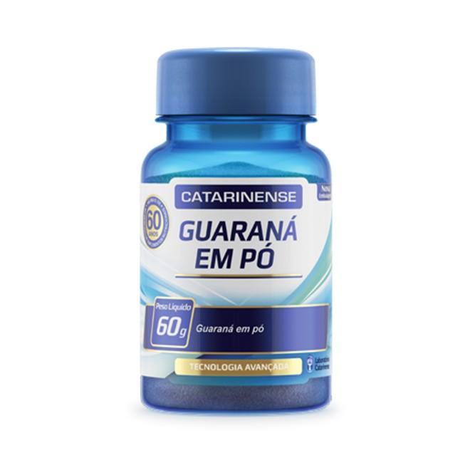 Guaraná em Pó 60g - Catarinense