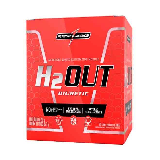 H2OUT 30 Sticks - Integralmedica